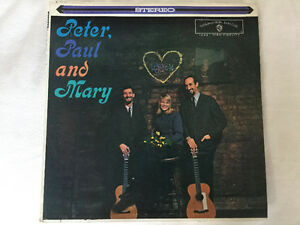 PETER PAUL AND MARY ALBUM