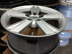 "OEM Toyota TPMS on 17"" Toyota Corolla S Matrix alloys 5x114.3"