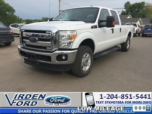 2015 Ford F-250 Super Duty XLT CREW 6.2L LWB  - Low Mileage