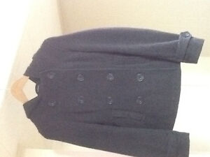 Like new Girls pea coat
