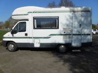 Autosleeper Pollensa 4 Berth Solar Panel Motorhome for Sale