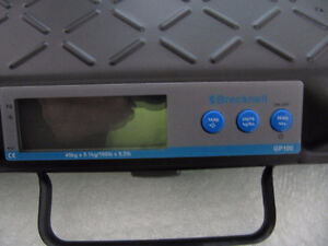 Brecknell  Electronic Utility Bench Scales GP100 Balance compact West Island Greater Montréal image 3