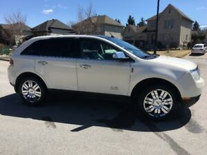 Lincoln MKX 2008 (Limited Edition)
