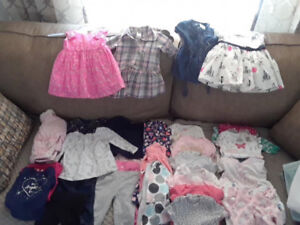 Baby clothing 3 months and 6 months beautiful lot of clothing