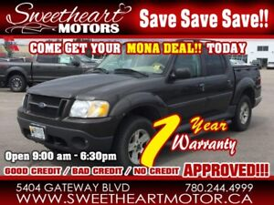 2005 Ford Explorer Sport Trac 4dr 4WD
