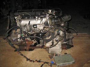 ACURA INTEGRA DC2 B18B DOHC ENGINE 5SPEED TRANS JDM B18B MOTEUR