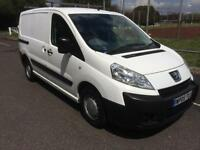 2009 Peugeot Expert 1.6HDi 90 Professional COMPLETE WITH M.O.T AND WARRANTY