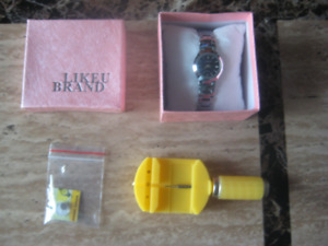 Ladies Waterproof Watch   S/A