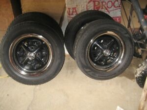 14 in roto style rims