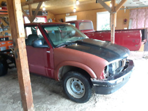 Looking for rust free s10