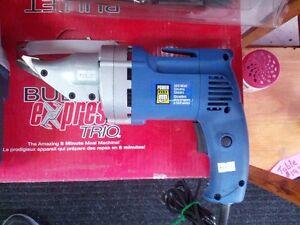 electric impact gun sheers Bandsaw sanders
