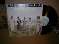 British Invasion LPs - Bachelors/Bay City Rollers