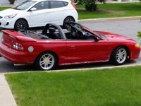 1997 Ford Mustang GT Cabriolet