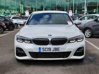 2019 BMW 3 Series 320i M Sport 4dr Step Auto Saloon Petrol Automatic