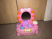 Fisher Price laugh 'n' learn musical mirror
