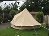 Ultimate 5000 bell tent