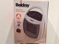 Beldray ceramic ptc heater