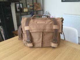 DSLR Canvas Camera Bag
