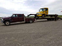 2005 Ford F 450 Super Duty Diesel with Trailer For Sale Calgary Alberta Preview
