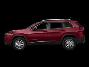 2017 Jeep Cherokee Limited  - $223.52 B/W