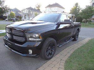2015 Ram 1500 - Black Edition