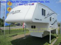 2011 Travel Lite Truck Campers 1000SLRX Ultra Series