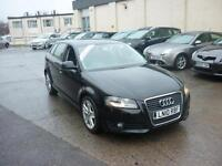 2010 Audi A3 1.6TDI Sportback S Tronic Sport Finance Available