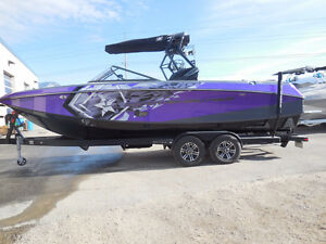 2015 Nautique Super Air G25 - Supercharged 550 only 80 hours!