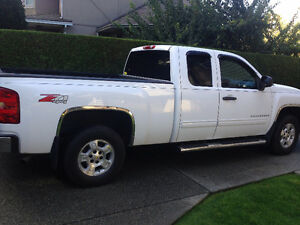 2009 Chevrolet Silverado 1500 Pickup Truck Campbell River Comox Valley Area image 1