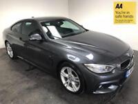 2014 64 BMW 4 SERIES 3.0 430D XDRIVE M SPORT 2D AUTO 255 BHP DIESEL