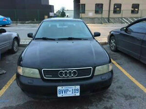 1998 Audi A4 turbo  best cash offer  or  trade