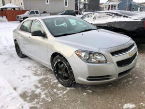 2009 Chevy Malibu Kms 160k only