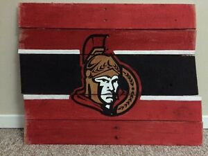 Hand painted sports signs. Peterborough Peterborough Area image 7