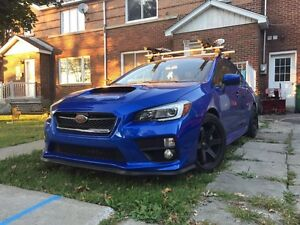 2015 WRX Sportech lease takeover 477$ tax in 19 months left