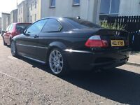 BMW E46 330d Coupe 6speed Manual