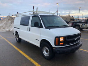 1999 Chevrolet Express 3500 Work Van