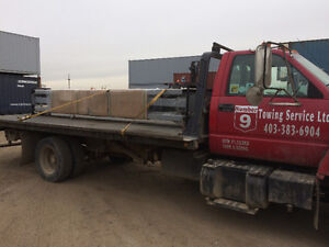 #9 towing quick reliable honest service 403-383-6904