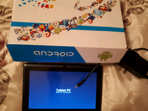 REDUCED NEW ANDROID TABLET $130