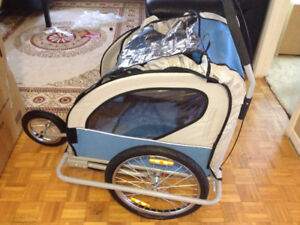 Brand New Never Used Bicycle Trailer/Stroller