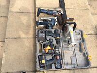 Ryobi battery power tools