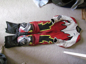 motorcycle racing leathers suit