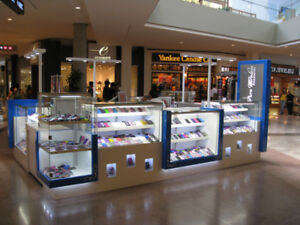 Phone accessories store for sale, Kiosque accesoires telephone