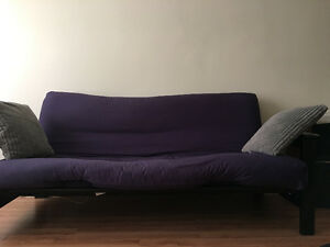 Sofa and one chair