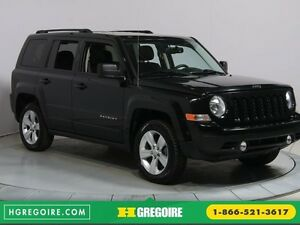 2015 Jeep Patriot NORTH 4X4 BLUETOOTH TOIT MAGS