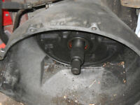 1974  strong C 6 auto tranny with torque converter