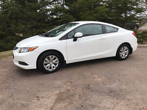 2012 Honda Other LX Coupe (2 door)