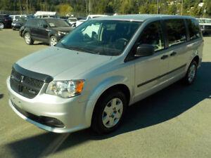 2012 Dodge Caravan Minivan, Van