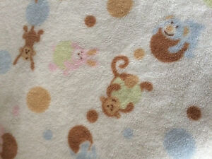 embossed teddy quilt Winnie the Pooh & other blankets Kingston Kingston Area image 2