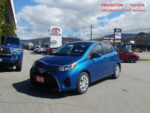 2016 Toyota Yaris   - TOUCH SCREEN -  BLUETOOTH - Low Mileage