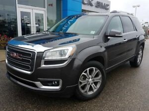 2014 GMC Acadia SLT2 AWD Sunroof Nav Fully Equipped Ext Warr